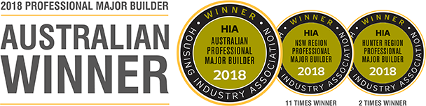 Eden Brae Homes are 11 times winners of the HIA Professional Major Builder Award