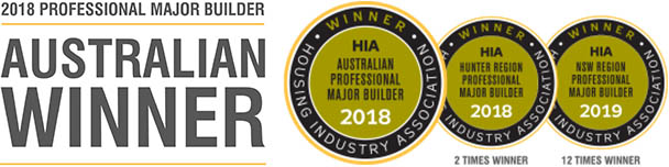 Eden Brae Homes are 12 times winners of the HIA Professional Major Builder Award