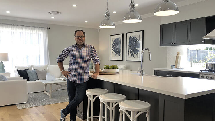 Design Tips from James Treble: Hamptons' Inspired