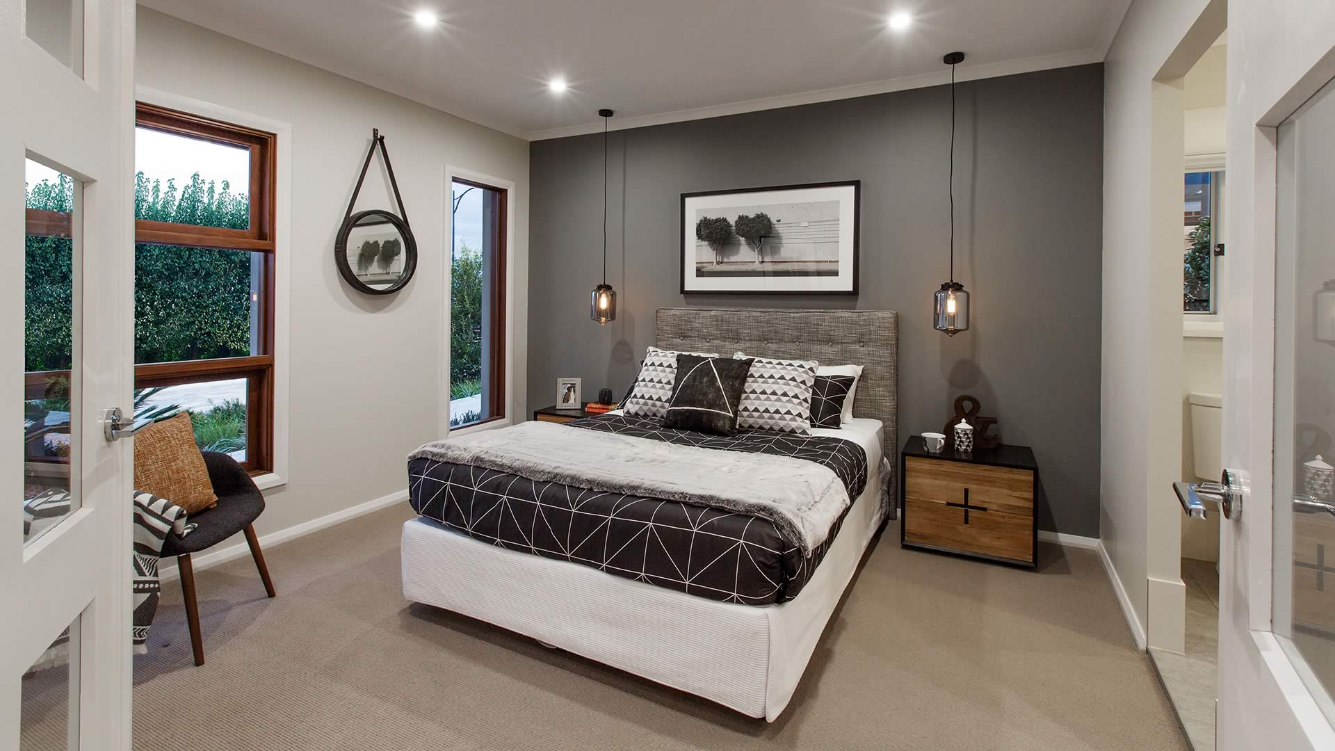 Smart Living Inclusion Bedroom