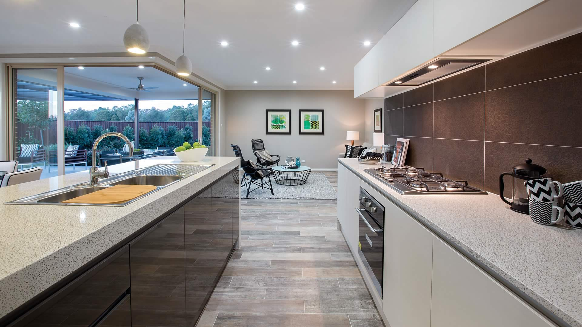 Smart Living Inclusion Kitchen