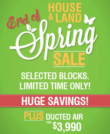 Eden Brae's Spring Sale is on now