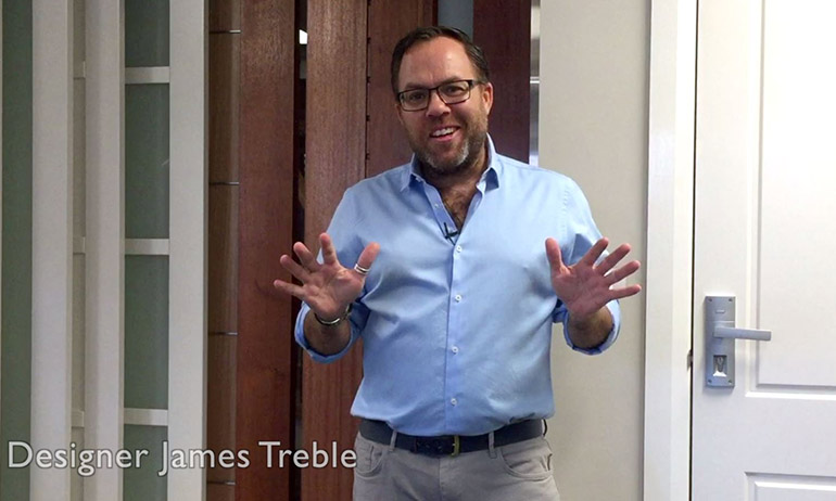 Tips with James Treble: Selecting the right doors for your home
