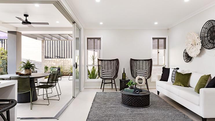 Interior Themes Eden Brae Homes