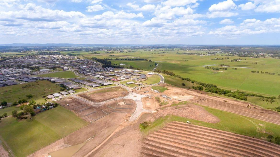 Gillieston Heights Land