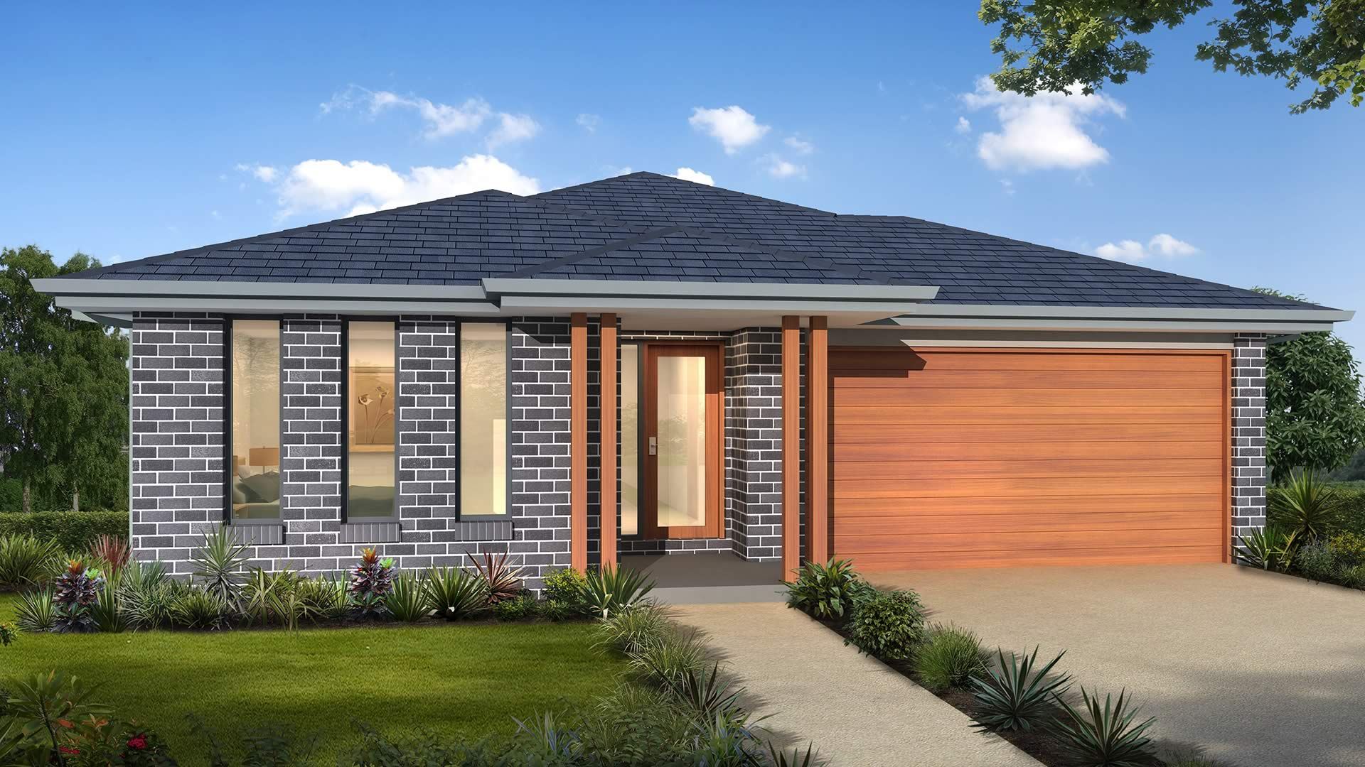 Accent Single Storey Riviera included