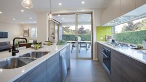 Kitchen and Alfresco