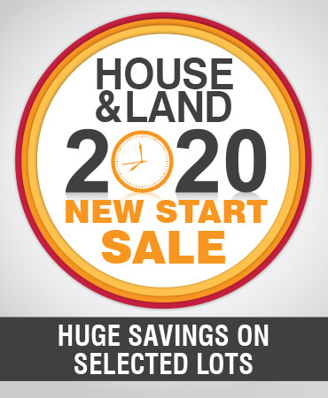 House and Land New Start Sale