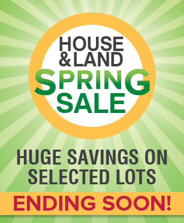Spring Savings Banner Ending Soon