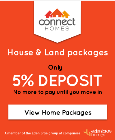 Connect Homes - House and Land packages